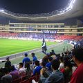 Match de foot à shanghai