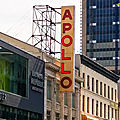 Une visite historique à l'apollo theater de new york