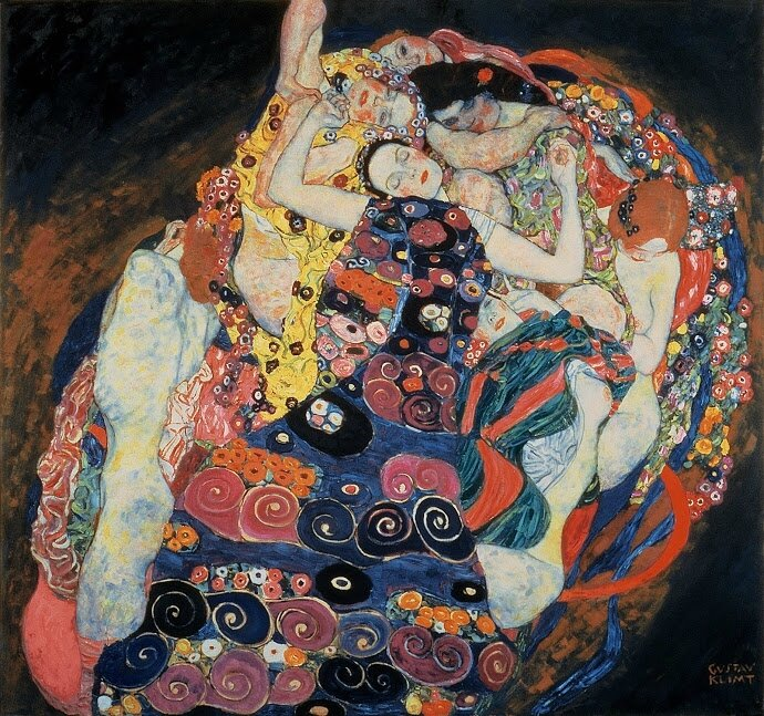Klimt_The Virgin