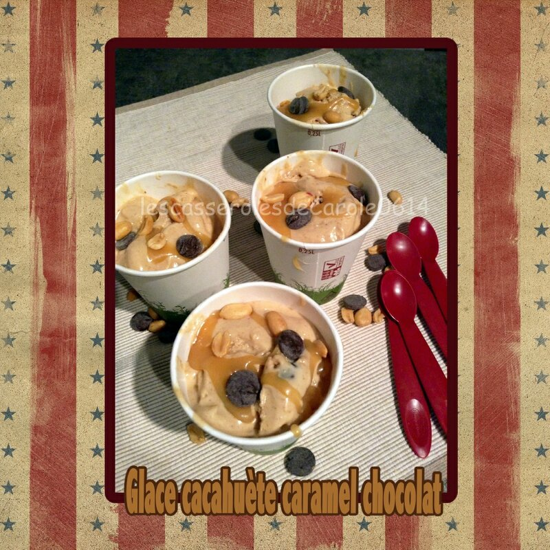 Glace snickers (SCRAP)