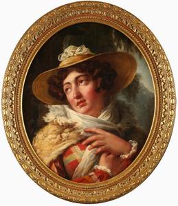 Portrait de la duchesse d'Angouleme