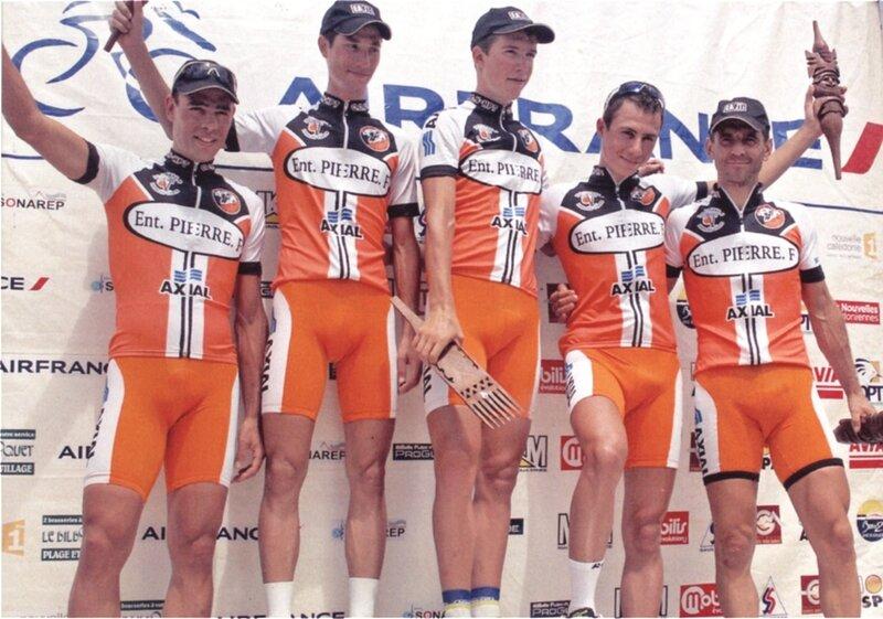 2012 Nlle Calédonie (équipe)