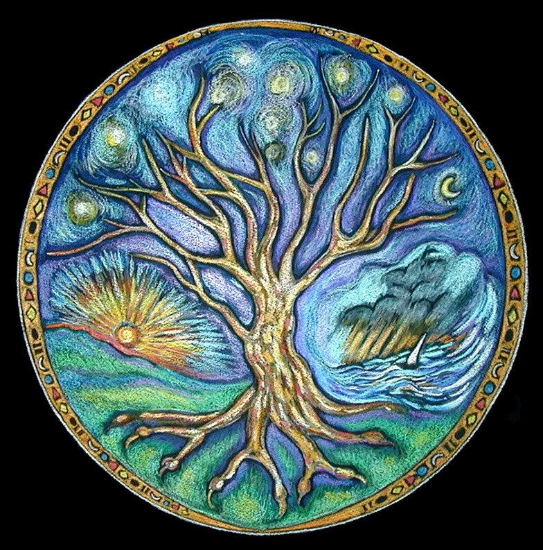 L'arbre du milieu