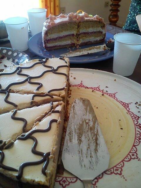 Gâteau 2 ans numérobis