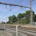 Pexiora (Aude - 11) Gare détruite