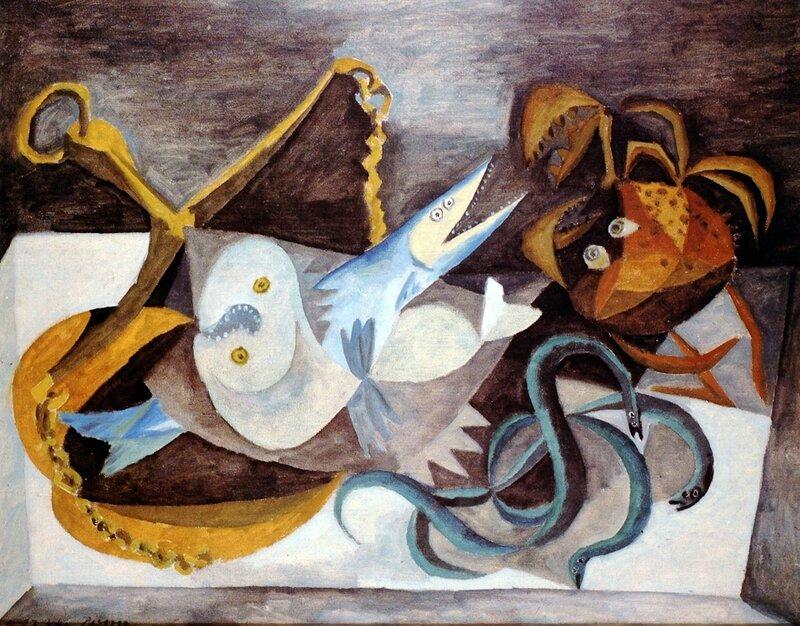 Anguilles de mer ExpoRoyan