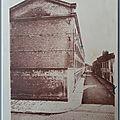 Rochefort sur mer - Caserne Tréville - datée 1933