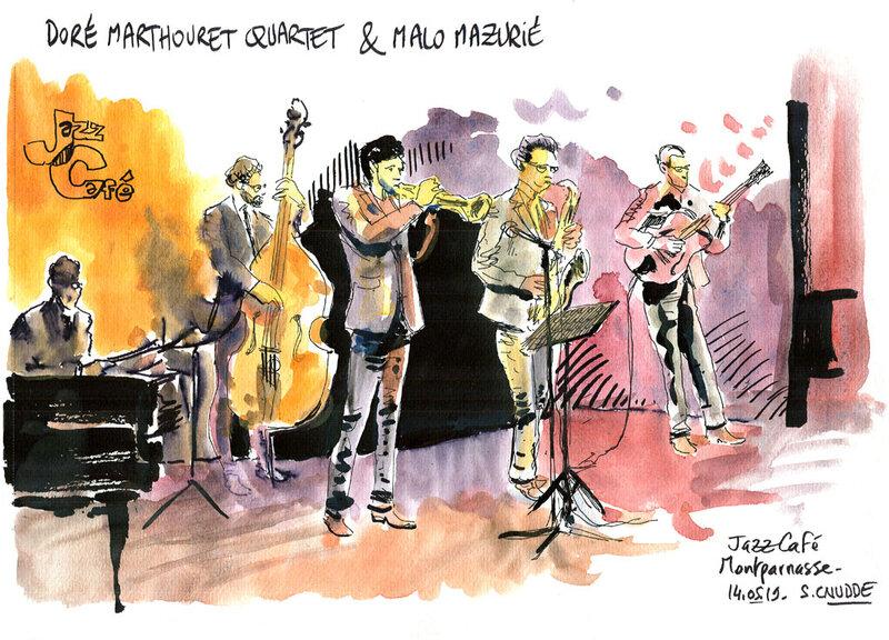Marthouret_Quartet