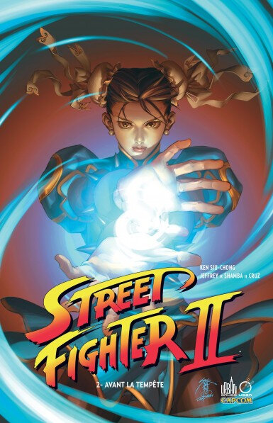 urban indies street fighter II 02 avant la tempête