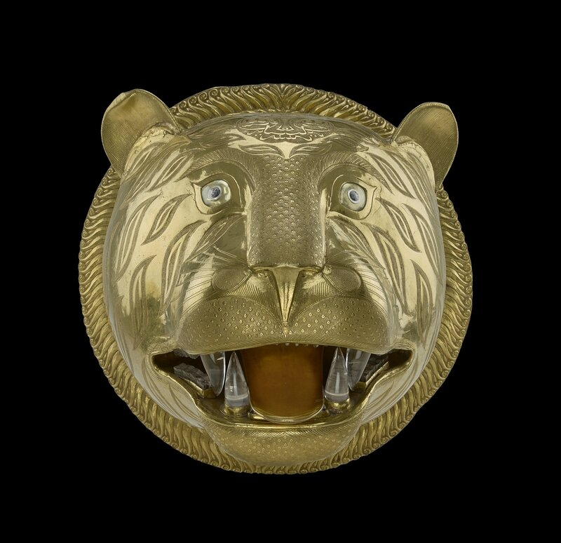 Indian, Tiger's head, 1785-93