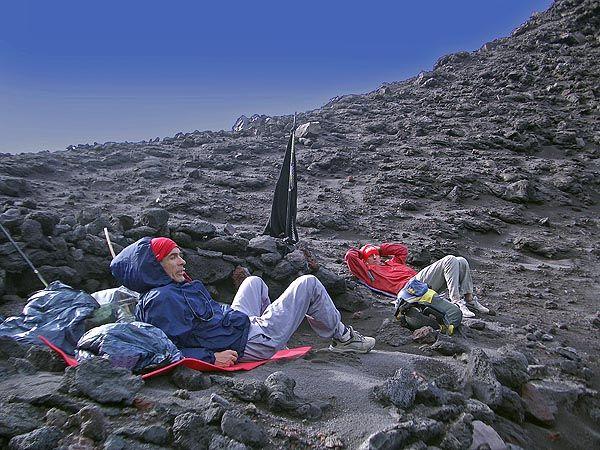 Stromboli: en attendant la nuit