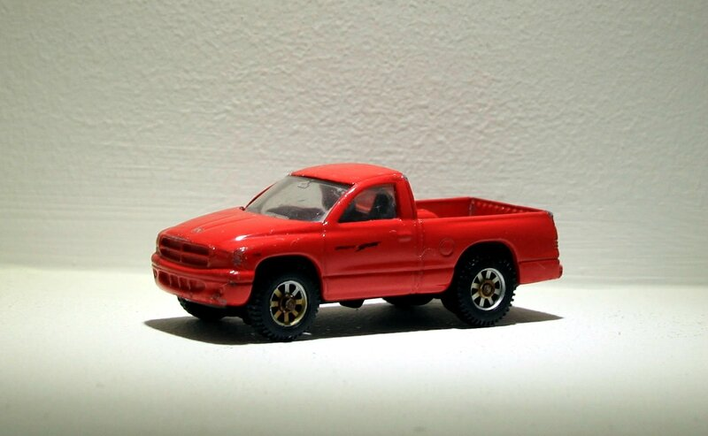 Dodge dakota (Maisto)