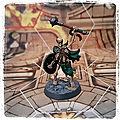 Warhammer underworlds : shadespire - prince de la poussière
