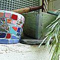 Un petit pot pour l'été.