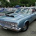 Plymouth belvedere i super stock 2door sedan-1964