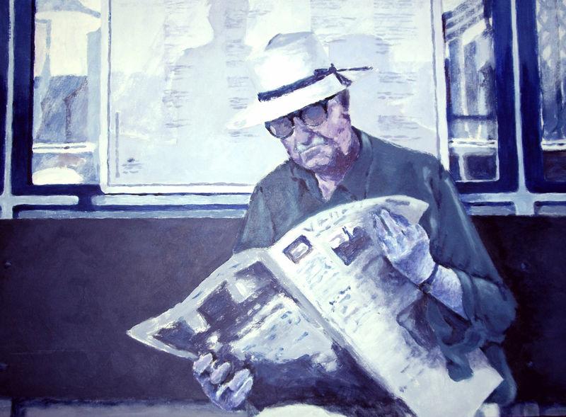 The Reader V