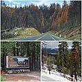 Yosemite - Incendie