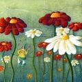 les fleurs géantes