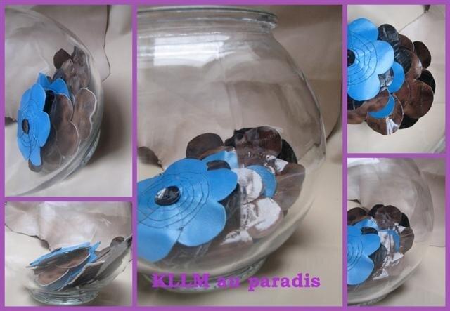 Fleurs dans le bocal (Small)