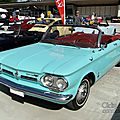Chevrolet corvair 900 monza convertible-1962