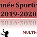 Année sportive 2019-2020