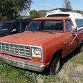 Dodge ram 1981-1985