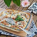 ...lasagnes de saumon aux épinards de cyril lignac, tous en cuisine...