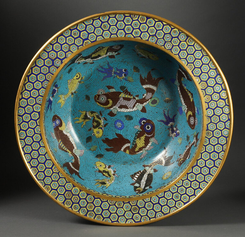 Pair_of_Large_Chinese_Cloisonne_Basins_c_1736-1795_431_1