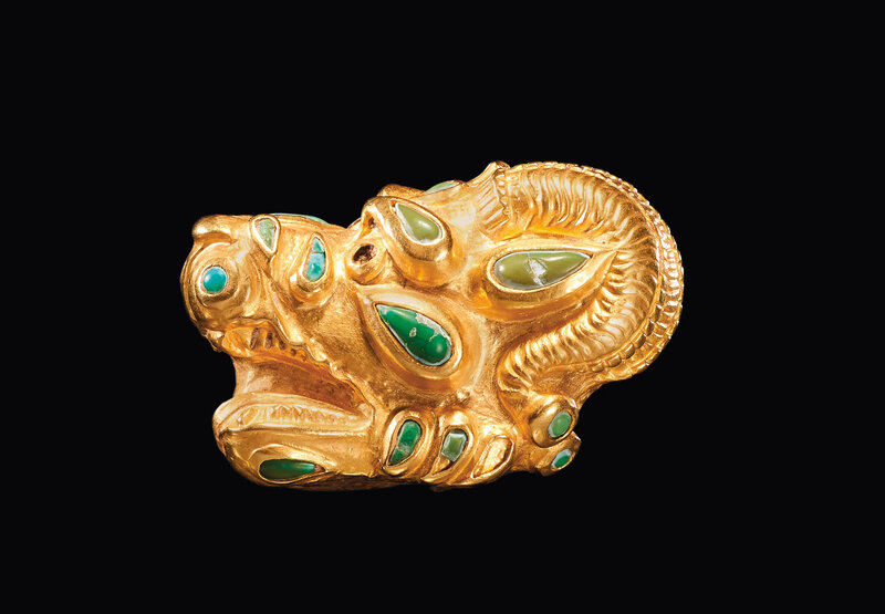 2020_NYR_18865_0006_000(a_sarmatian_gold_and_turquoise_lion-griffin_head_applique_circa_3rd-1s093427)