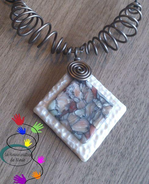 collier façon marbre1