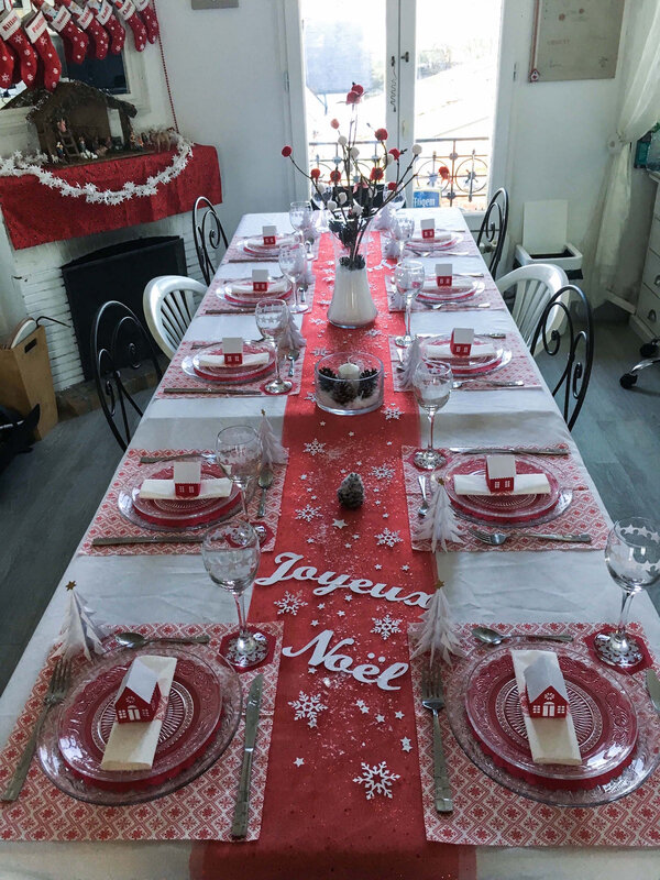 deco table Noel 2018 4