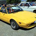 Bertone X19 spider hardtop de 1988 (RegioMotoClassica 2010) 01