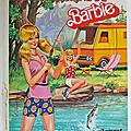 Album ... la caravane de barbie (1978) * numéro 5