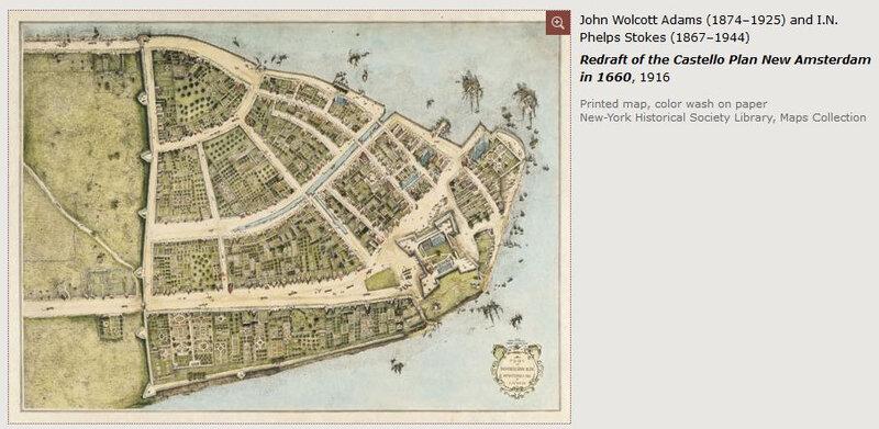 new-amsterdam-1660-1916