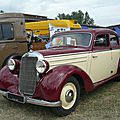 MERCEDES 170 DS W136 découvrable 1953 Madine (1)