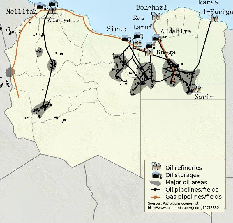 800px-Libya_location_map-oil_&_gas_2011-en