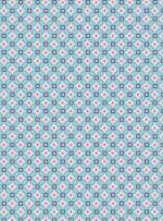 geometrique blue