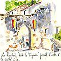 Porte du Figuier