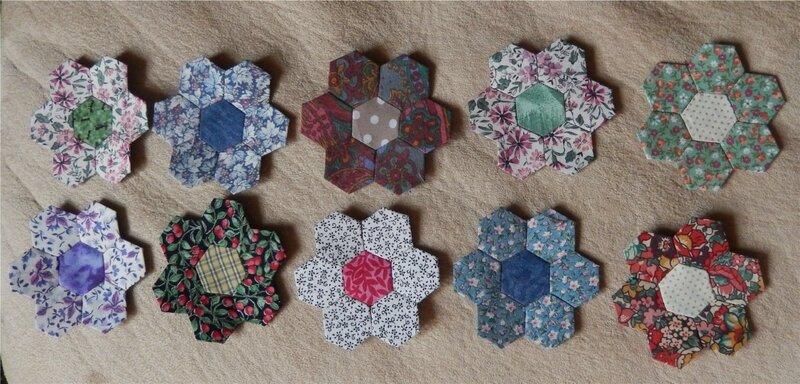 10 fleurs