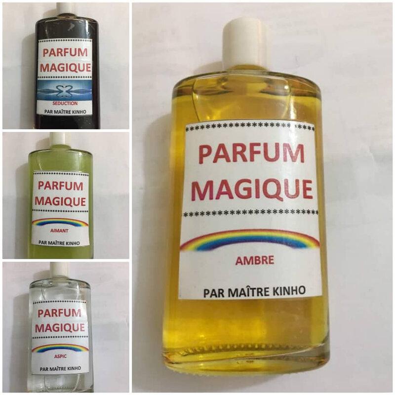 PARFUMS DE CHANCE MAGIQUES TRES EFFICACES