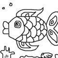 poisson (coloriage)
