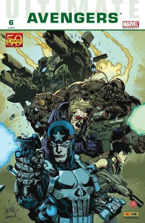 ultimate avengers 06