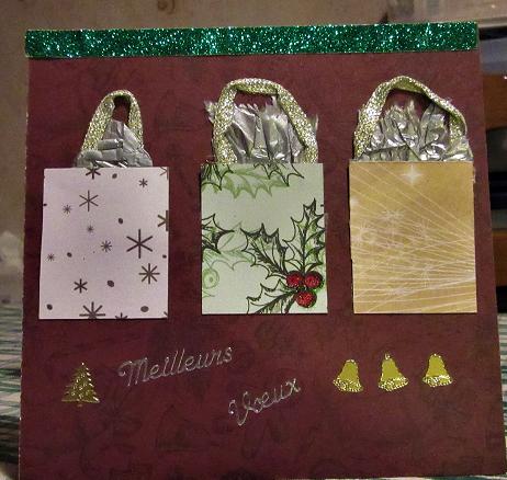 carte de mamisette et tulipe