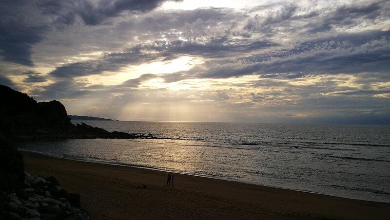 Acotz, plage Mayarco, septembre (64)