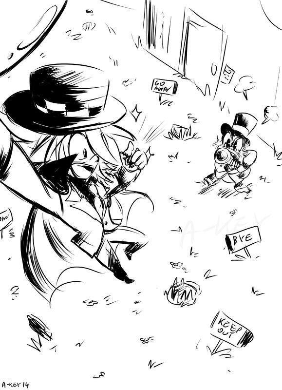 kaitou joker picsou