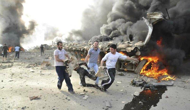 Un-groupe-islamiste-revendique-le-double-attentat-de-Damas
