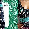 RAYON VERT Plus dispo 129€ vendu