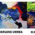 Marlene urrea - exposition à martes claro - 27 octobre - 8 novembre 2015
