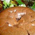 Les fameux fondants chocolat-marron