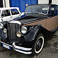 Jaguar mark v 3,5 litre saloon 1948-1951